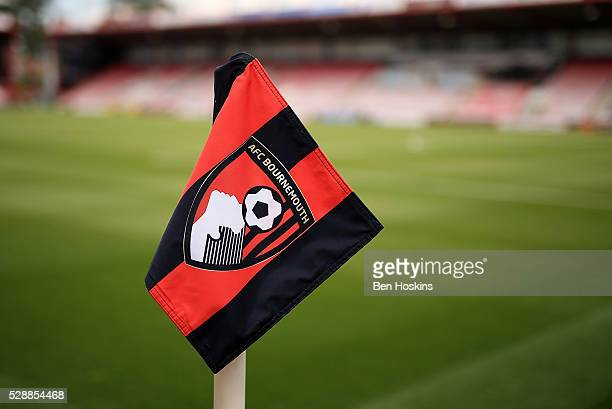 A general view of the stadium ahead of the Barclays Premier League match between AFC Bournemouth and West Bromwich Albion at the Vitality Stadium on...