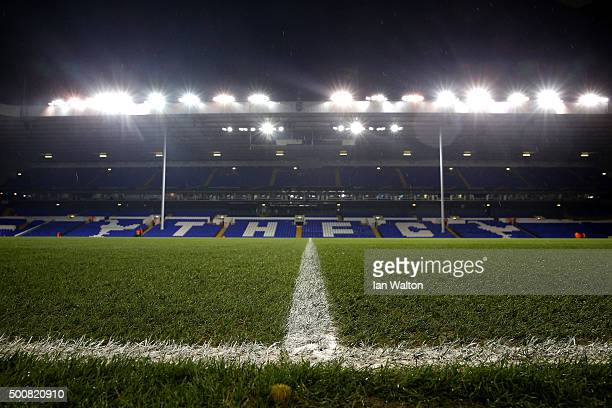 A general view of the stadium during the UEFA Europa League Group J match between Tottenham Hotspur and AS Monaco at White Hart Lane on December 10...