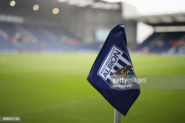 A general view of the stadium prior to the Barclays Premier League match between West Bromwich Albion and Sunderland at The Hawthorns on October 17...
