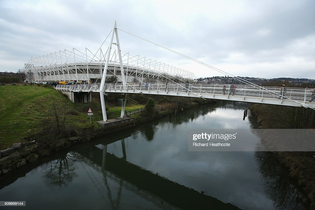 A general view of the stadium prior to the Barclays Premier League match between Swansea City and Southampton at Liberty Stadium on February 13, 2016 in Swansea, Wales.
