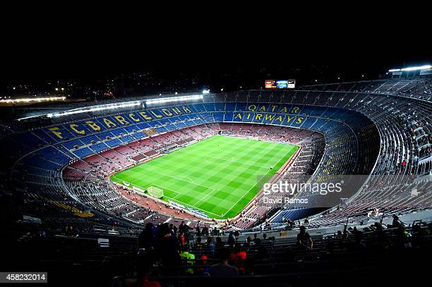 camp nou stadium stock photos and pictures