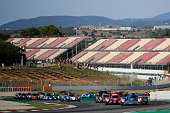 ESP: European Le Mans Series In Barcelona