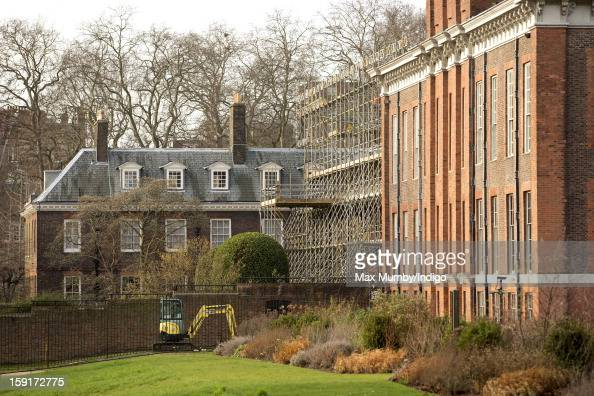 general views of kensington palace photos and images getty images. Black Bedroom Furniture Sets. Home Design Ideas
