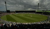 A general view of the Sydney Cricket Ground during the first day of the fifth Ashes Test between Australia and England at the Sydney Cricket Ground...