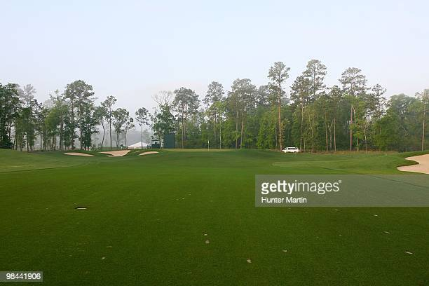 A general view of the tenth hole is seen at Redstone Golf Club on April 3 2010 in Humble Texas