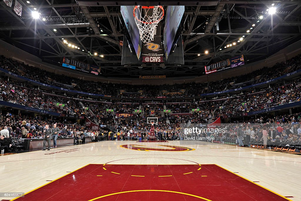 Image result for the q arena getty image