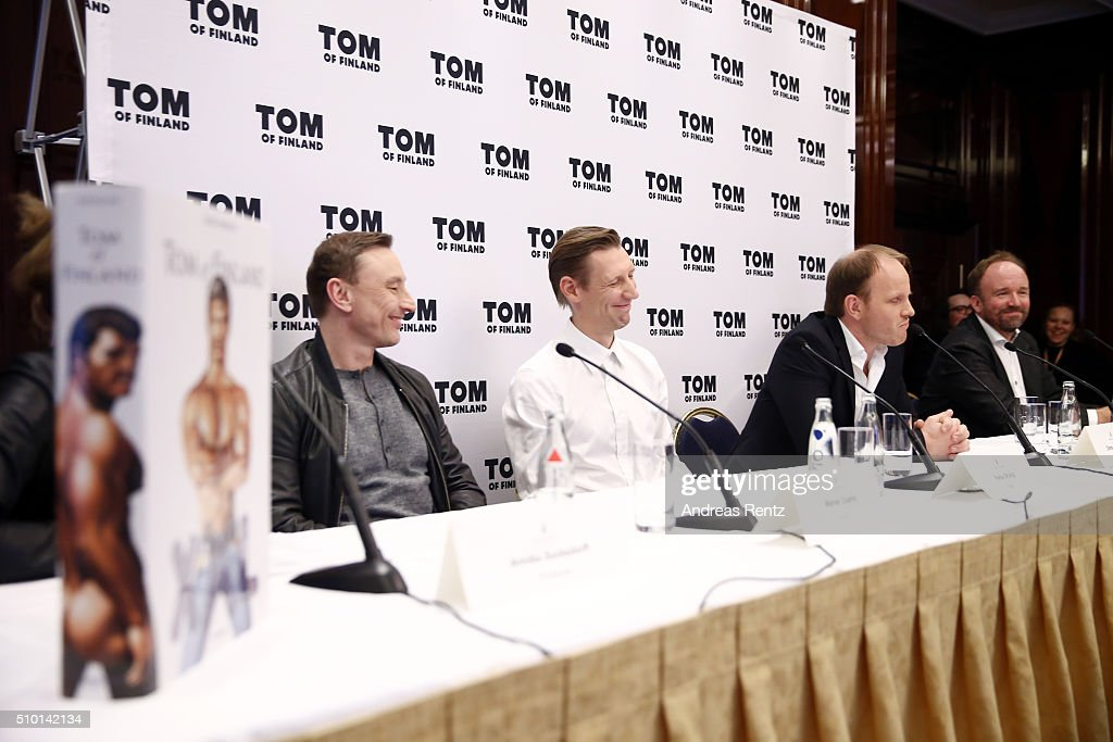 A general view of the 'Tom of Finland' press conference during the 66th Berlinale International Film Festival Berlin at Ritz Carlton on February 14, 2016 in Berlin, Germany.