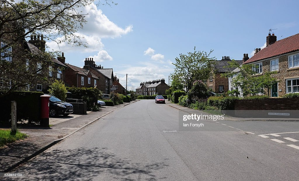 A general view of the village of Kirby Misperton on May 24, 2016 in Malton, England. North Yorkshire Planning and Regulatory Committee voted seven to four in favour of a planning application submitted by Third Energy to conduct fracking at the KM8 drilling site near the village. Hydraulic Fracturing, or fracking, is a technique designed to recover gas and oil from shale rock.