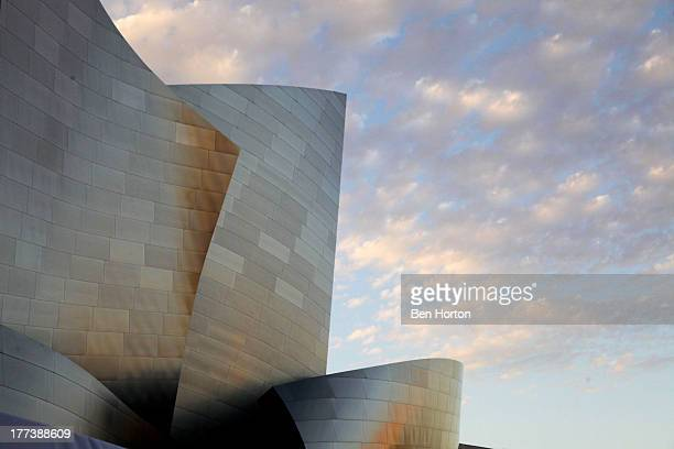 A general view of the Walt Disney Concert Hall during the Festa Italiana with Giada de Laurentiis opening night celebration of the third annual Los...