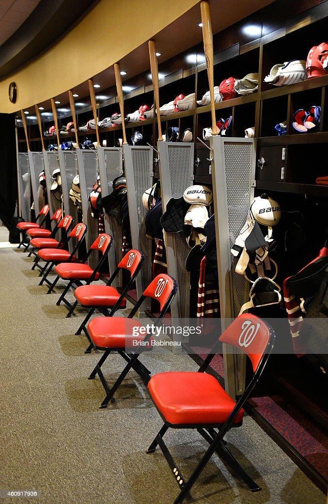 Build Hockey Locker Room Stalls