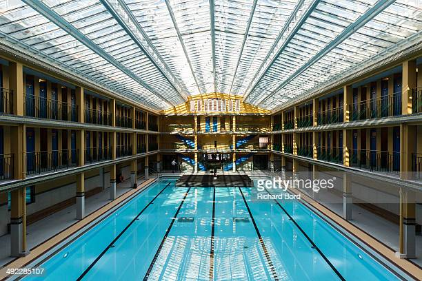Piscine molitor stock photos and pictures getty images for Piscine molitor