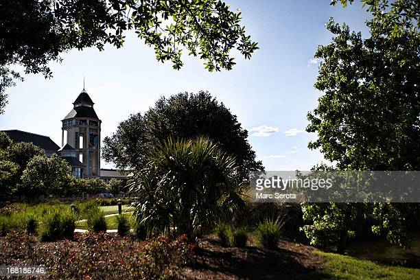 A general view of the World Golf Hall of Fame on May 6 2013 at the World Golf Village in St Augustine Florida