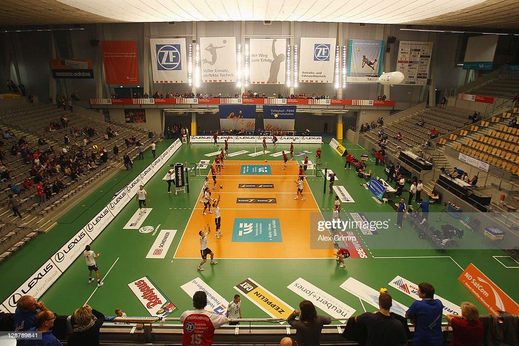 dvl tv volleyball