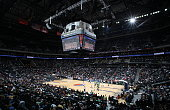A general view of Time Warner Cable Arena during the game between the Charlotte Bobcats and the Boston Celtics on December 1 2009 in Charlotte North...