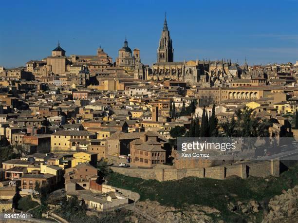 General view of Toledo Spain