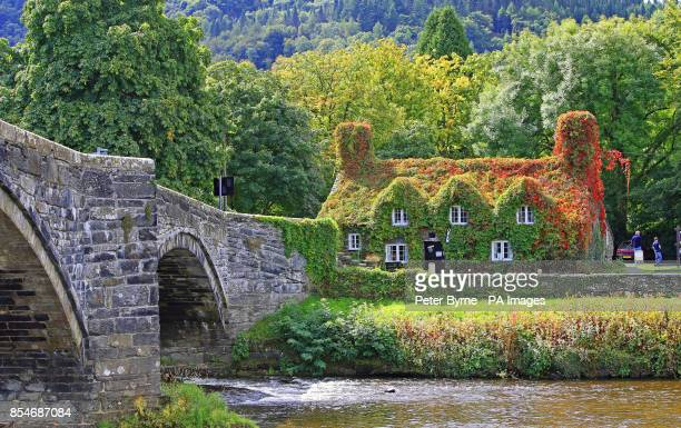 Llanrwst Stock Photos And Pictures Getty Images