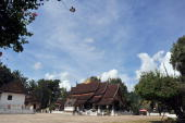 A general view of Wat Xieng Thong temple is seen in Luang Prabang on October 18 2009 The 700yearold former capital seen as the jewel of ancient Lao...