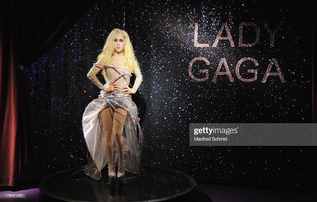 A general view of wax figure of Lady Gaga is seen at Madame Tussauds Vienna on September 2, 2013 in Vienna, Austria.