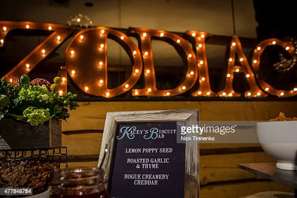 General view of Zodiac Vodka Brand Ambassador Kacey Musgraves And Top Chef's Gail Simmons Host The FOOD WINE Classic In Aspen's Last Call Y'All Late...