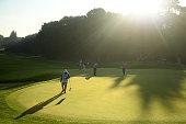 GBR: BMW PGA Championship - Day Two