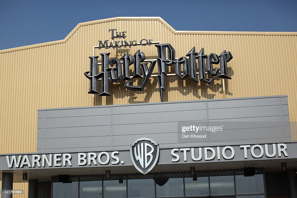 A general view outside the new Harry Potter Studio Tour at the Warner Brothers Leavesden Studios on March 23, 2012 in London, England. The studio, which includes the actual sets and special effects departments where the films were created and shot, goes on public display on March 31, 2012.