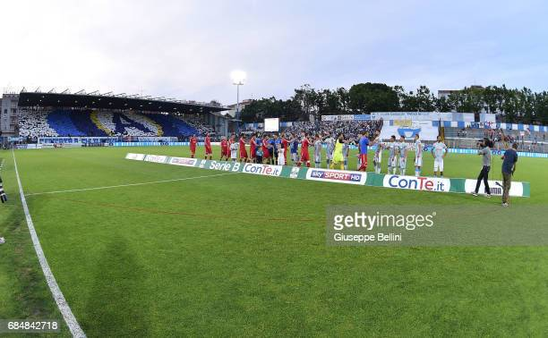 General view prior the Serie B match between SPAL and FC Bari at Stadio Paolo Mazza on May 18 2017 in Ferrara Italy