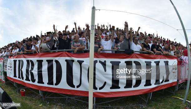 General view prior the Serie B Palyoff Final between Carpi FC and Benevento Calcio at Stadio Sandro Cabassi on June 4 2017 in Carpi Italy