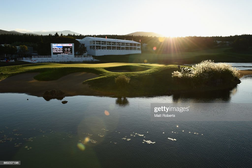 The CJ Cup - Round Two