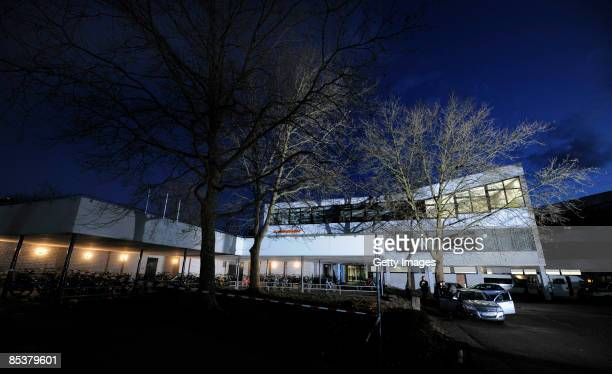 General view shows the Albertville School Centre on March 11 2009 in Winnenden near Stuttgart Germany A 17 year old ex pupil attacked the secondary...