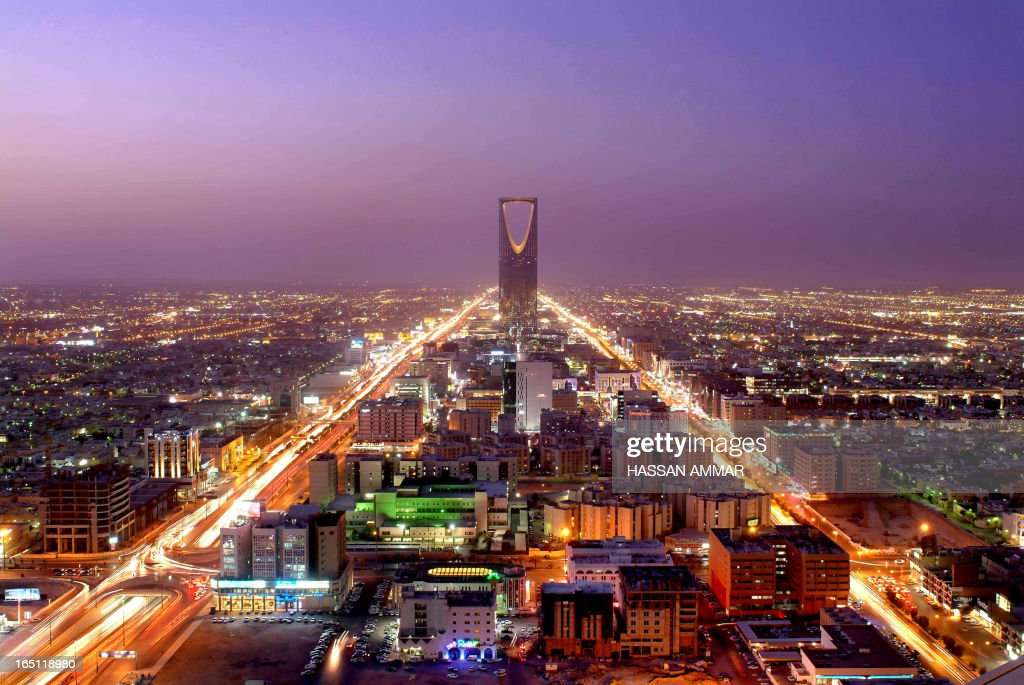 A general view shows the Saudi capital Riyadh late 03 October 2007 AFP PHOTO/HASSAN AMMAR