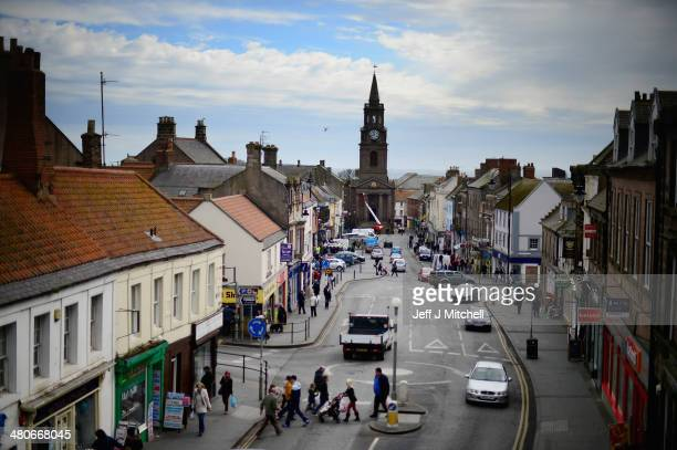 berwick upon tweed muslim The story of berwick's war with russia seems to have been in circulation for decades but its foundation has remained hard to establish.