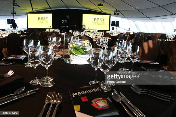 General views at the 2014 MPA Awards at Auckland Museum on September 25 2014 in Auckland New Zealand