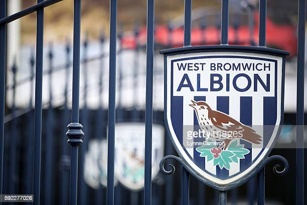 General views before the Premier League match between West Bromwich Albion and Everton at The Hawthorns on August 20 2016 in West Bromwich England