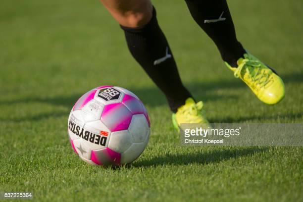 General views behind the scenes of the Allianz Frauen Bundesliga Club Tour of SGS Essen at Training Ground on August 22 2017 in Essen Germany