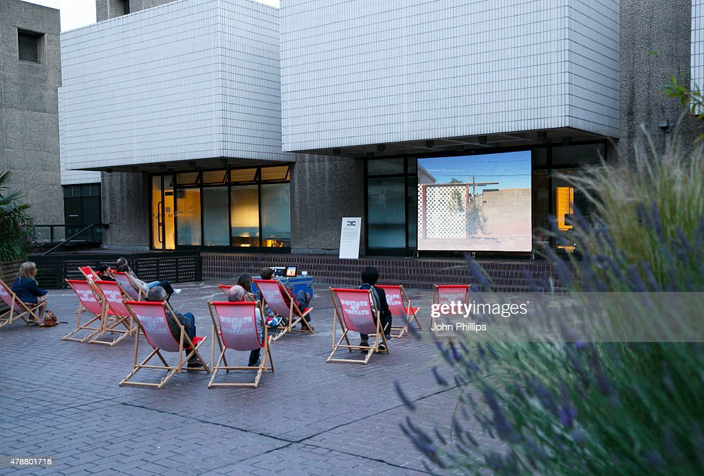 General views during day one of Station To Station A 30 Day Happening opening weekend at the Barbican Centre 27 June to 26 July 2015 at Barbican Art...