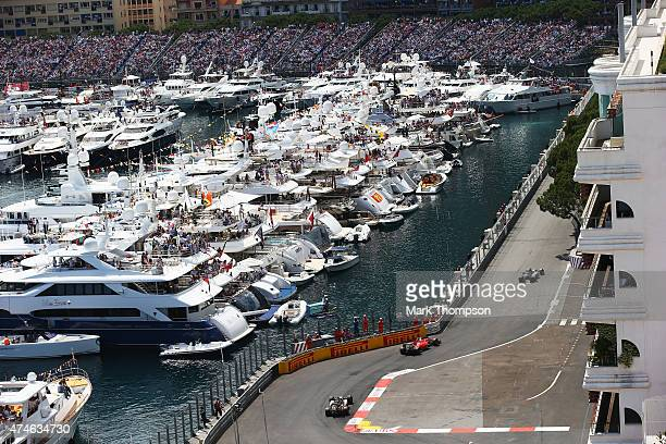 General views during the Monaco Formula One Grand Prix at Circuit de Monaco on May 24 2015 in MonteCarlo Monaco