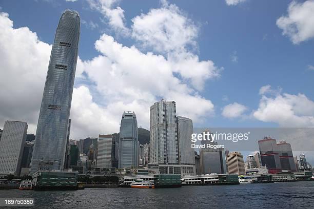 General views of Hong Kong on May 31 2013 in Hong Kong