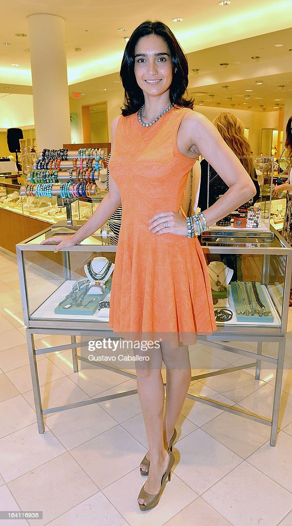 General views of the Sheryl Lowe Jewelry Design event with a portion of the proceeds benefiting Best Buddies International at Neiman Marcus on March 19, 2013 in Coral Gables, Florida.