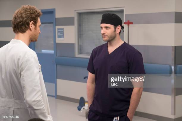 MED 'Generation Gap' Episode 220 Pictured Colin Donnell as Connor Rhodes