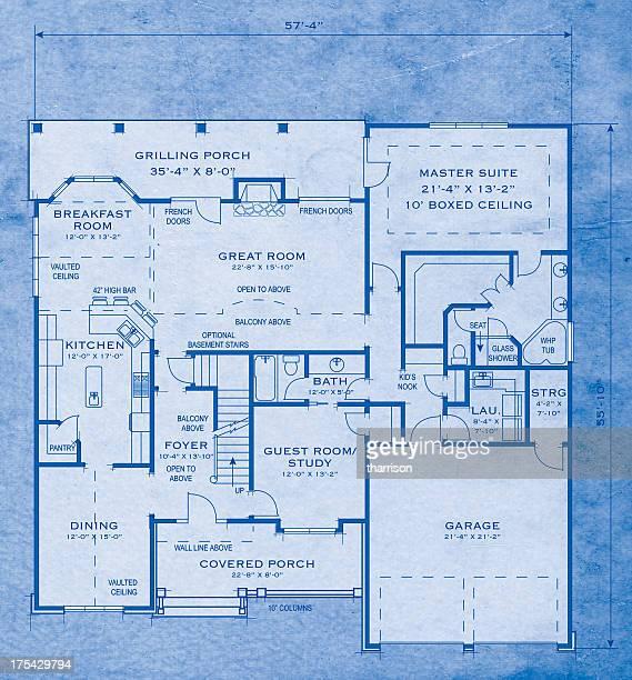 Generic House Floor Plan
