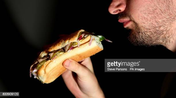 Generic pictures of a Sandwich from Subway fast food outlet