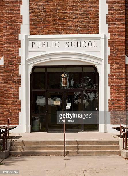 Generic Public School Building