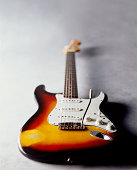 Generic solid electric guitar