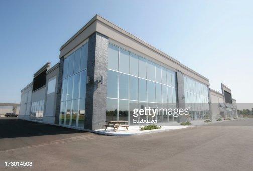 Generic Store Building Exterior