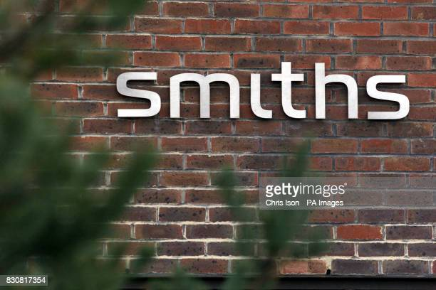 Generic view of Engineering giant Smiths Aerospace offices in Hamble near Southampton on the day the company delivered a 'crushing blow' to its...