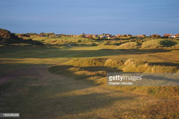 Generic view of the 3rd hole on the Royal Birkdale course on 21st July 1991 at the Royal Birkdale Golf Club in Southport United Kingdom