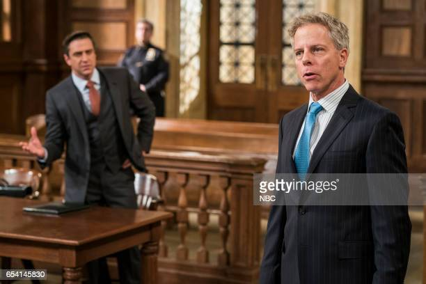 UNIT 'Genes' Episode 1815 Pictured Greg Germann as Counselor Derek Strauss