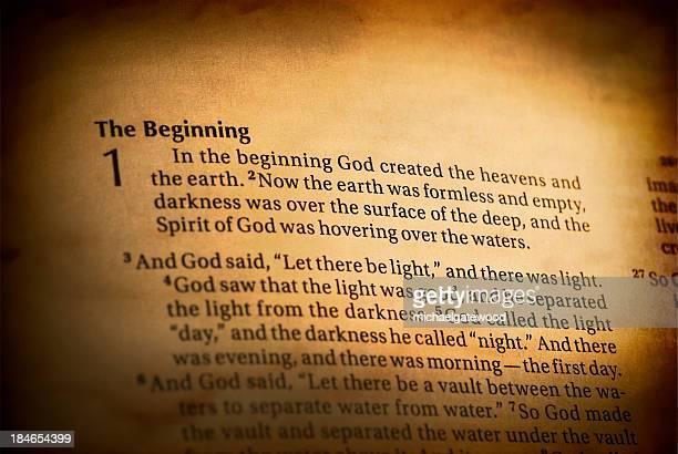 Genesis capítulo una