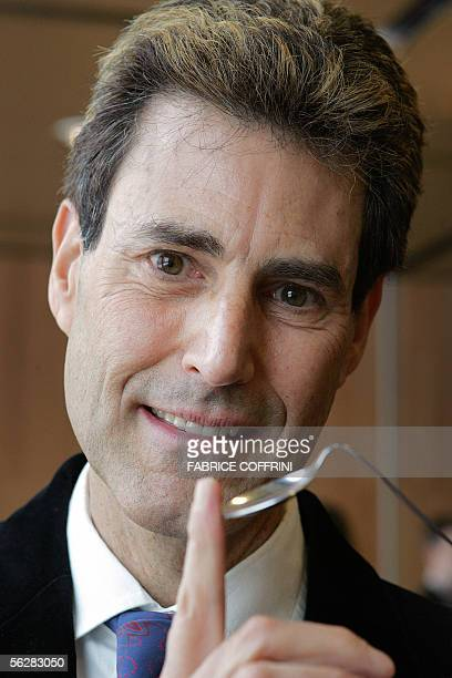 Israeli entertainer and psychic Uri Geller who is head of the fundraising group Friends of the Magen David Adom and played an active role in...