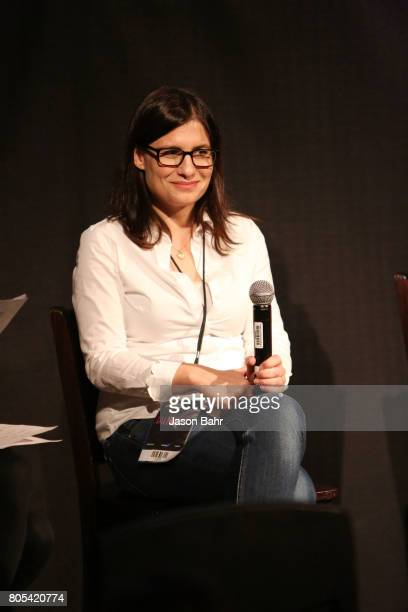 Geneva Wasserman participates in the Women In Entertainment panel discussion for SeriesFest Season 3 at Sie FilmCenter on July 1 2017 in Denver...